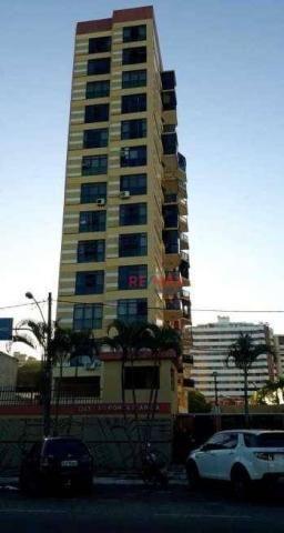 Apartamento com localização privilegiada, na Avenida Soares Lopes.