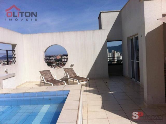 Cobertura com 4 dormitórios à venda, 328 m² por R$ 2.650.000,00 - Lauzane Paulista - São P