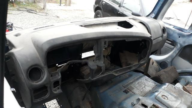 Cabine ford cargo dupla - Foto 16