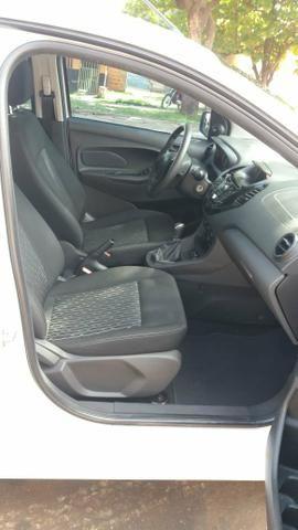 Ka sedan 1.5 completasso ou troco carro aberto - Foto 5