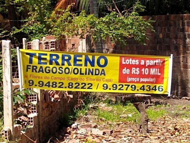 Lotes/Terrenos - Fragoso- Olinda