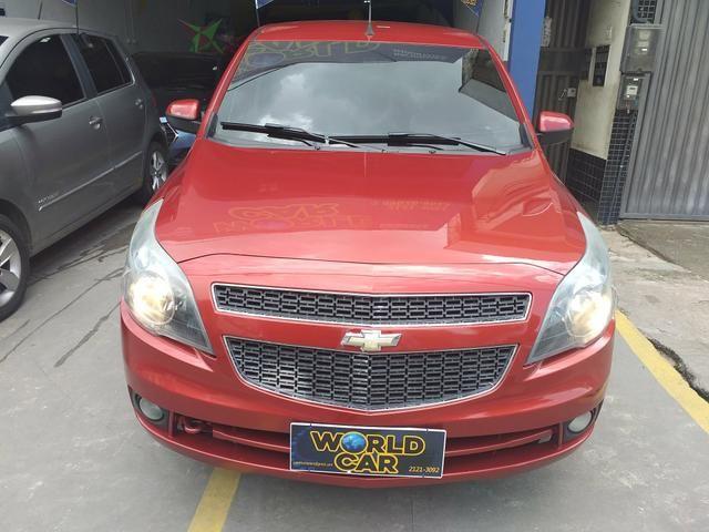 Agile Ltz 2013 1.4 é Na Wold Car