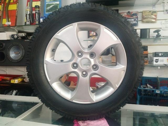 Pneu 205/60 R16 Remold (desenho Pirelli Scorpion Atr) - Foto 3