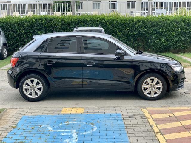 Audi A1 Turbo TFSI automático 4 portas com IPVA 2020 ok - Foto 4