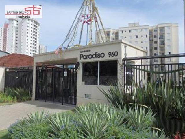 Apartamento com 2 dormitórios à venda, 50 m² por R$ 350.000,00 - Freguesia do Ó - São Paul