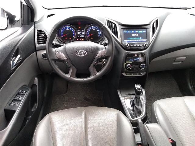 Hyundai Hb20s 1.6 premium 16v flex 4p automático - Foto 13