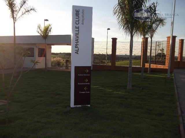 Terreno à venda, 507 m² por R$ 260.000,00 - Condomínio Alphaville - Araçatuba/SP - Foto 6