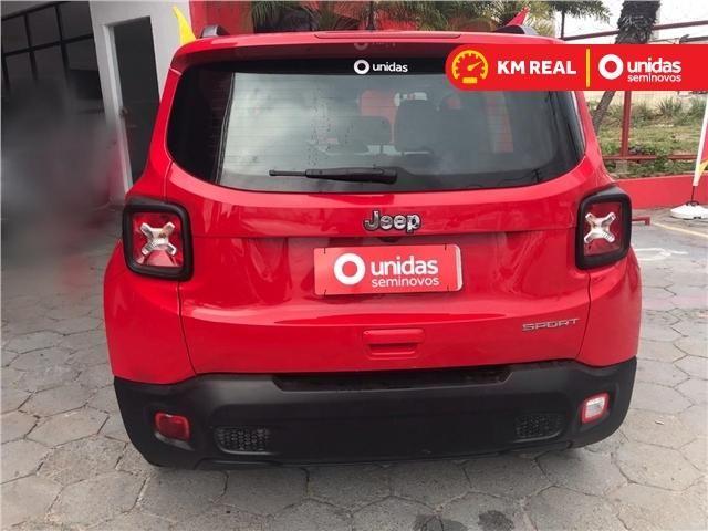 Jeep Renegade 1.8 16v flex sport 4p automático - Foto 6