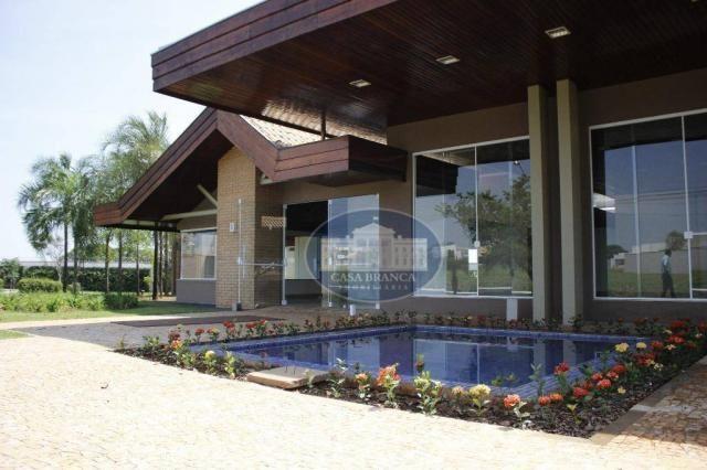 Terreno residencial à venda em condomínio, Araçatuba - Foto 4