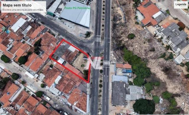 Terreno à venda, 910 m² por R$ 1.100.000 - Neópolis - Natal/RN