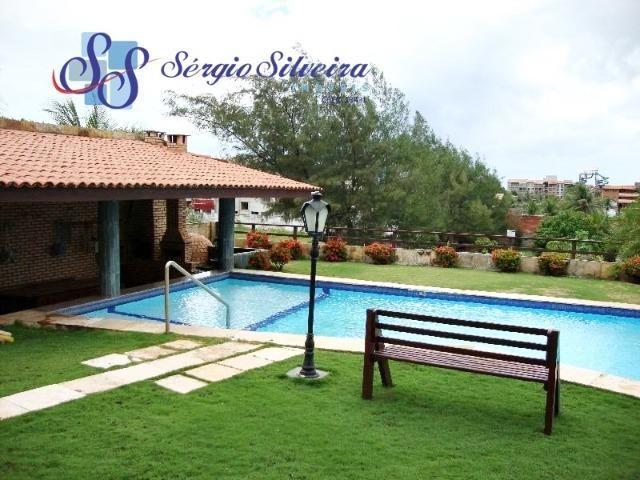 Casa para venda no Porto das Dunas com 5 suítes, piscina e deck com churrasqueira - Foto 15