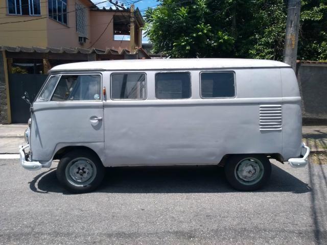 Vendo Kombi 1961 primeira série 42.000 - Foto 20