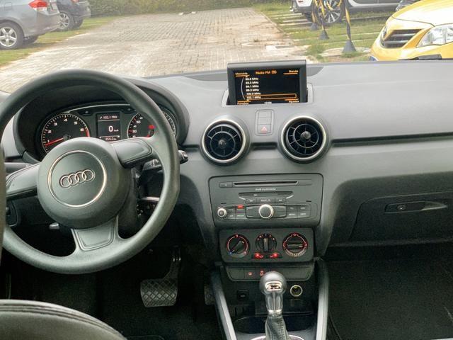 Audi A1 Turbo TFSI automático 4 portas com IPVA 2020 ok - Foto 10