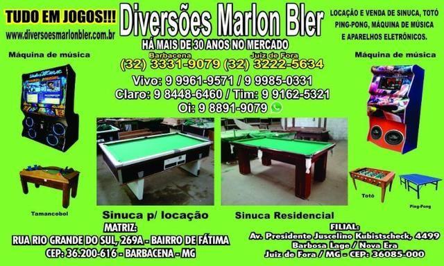 """Aluguem e Venda de Máquinas de Músicas / Jukebox - """"Blihares Marlon BQ"""" - Foto 4"""