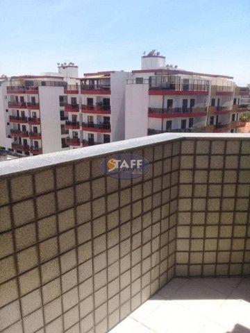 AZ-Cobertura Duplex com 03 quartos para alugar, 130 M² -Braga-Cabo Frio/RJ(CO0155) - Foto 2