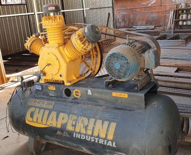 Máquina Fabricação De Blocos E Canaleta De Concreto Completa - Foto 3