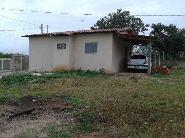 Fazenda em monte alegre, 30 há. duas casas, poço, curral, rio, galpão - Foto 9