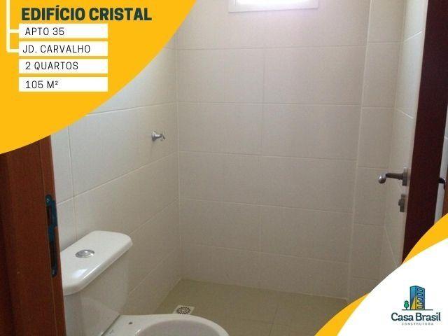 Apartamento com 2 quartos e 2 vagas para alugar em Ponta Grossa - Jardim Carvalho - Foto 16