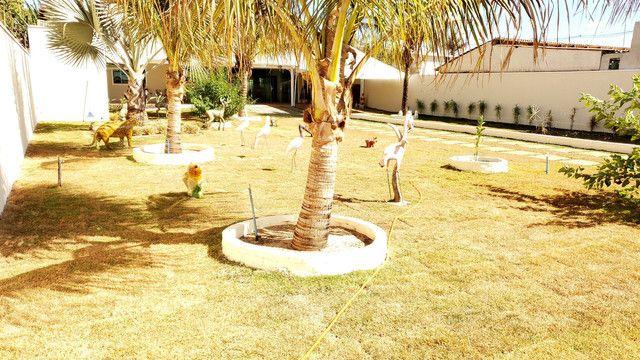 Casa uma suíte mobiliada lote 920m2 rua 10Vicente Pires condomínio lado via estrutural - Foto 2