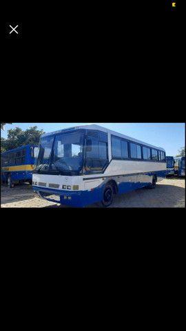 Busscar 1620 Mercedes bens