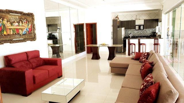 Casa uma suíte mobiliada lote 920m2 rua 10Vicente Pires condomínio lado via estrutural - Foto 8