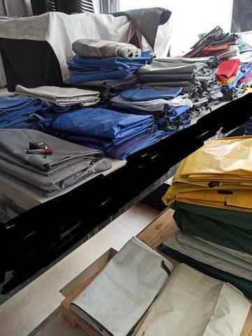 Lonas Pramides cobertura e Laterais usadas p tendas Pirâmides - Foto 6