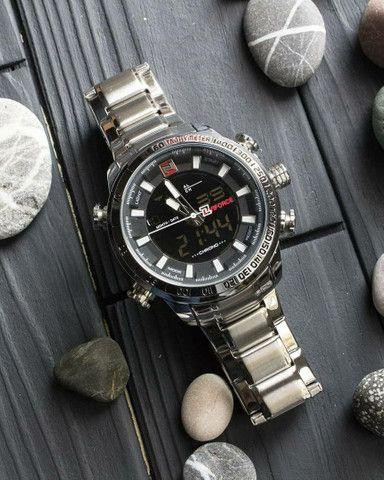 Relógio Naviforce NF 9093 c/ cx de Luxo - Foto 5