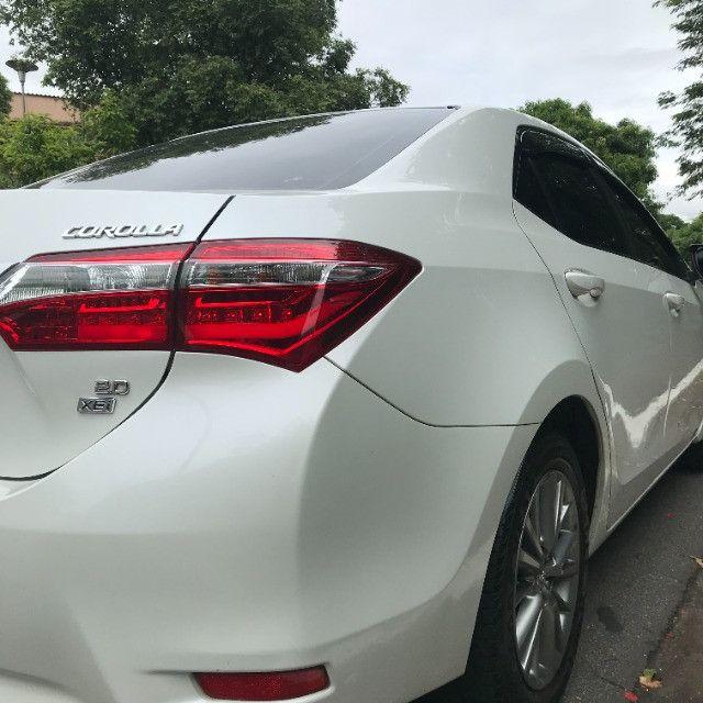 Corolla XEI 2.0 2016 GNV - Foto 14