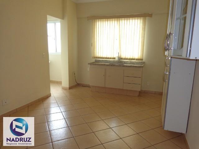 apartamento 1 dormitório para locação na boa vista, com garagem e elevador, prox. à Unirp, - Foto 2