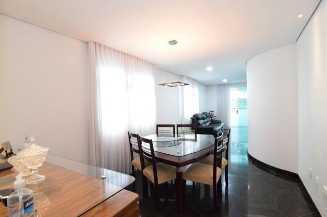 Apartamento à venda com 4 dormitórios em Jaraguá, Belo horizonte cod:3302 - Foto 2