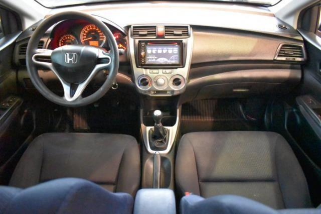 Honda city 2012 1.5 dx 16v flex 4p manual - Foto 3