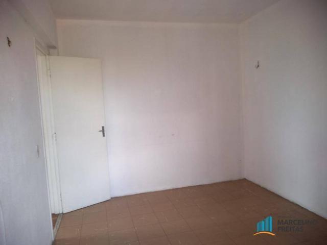 Apartamento com 3 dormitórios para alugar, 112 m² por R$ 999,00/mês - São Gerardo - Fortal - Foto 15