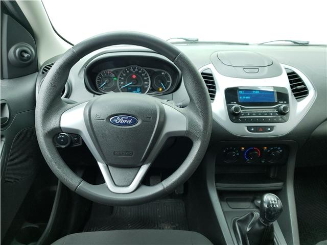 Ford Ka 1.0 ti-vct flex se plus sedan manual - Foto 10
