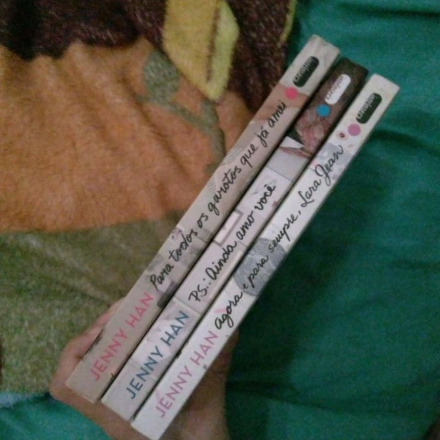 Jenny Han - Para todos os garotos que já amei [Coleção completa] - Foto 2