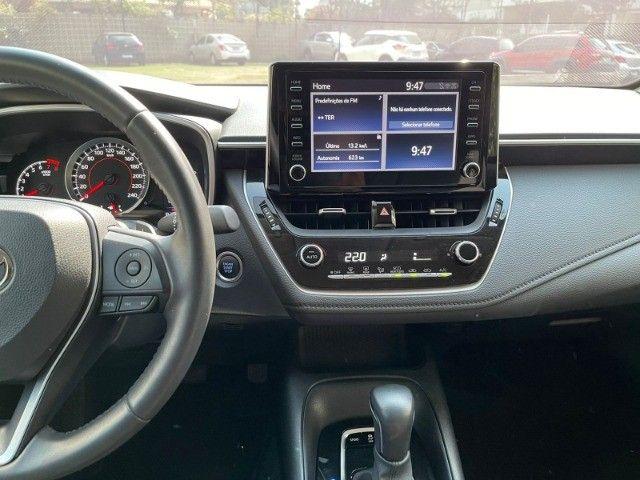 Toyota Corolla 2.0 XEI 2020 + Blindado + Automático + Baixa KM - Foto 17