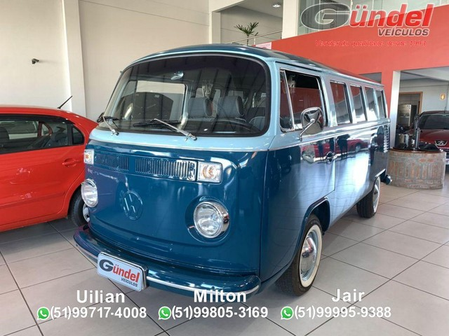 Vw - Volkswagen Kombi Kombi
