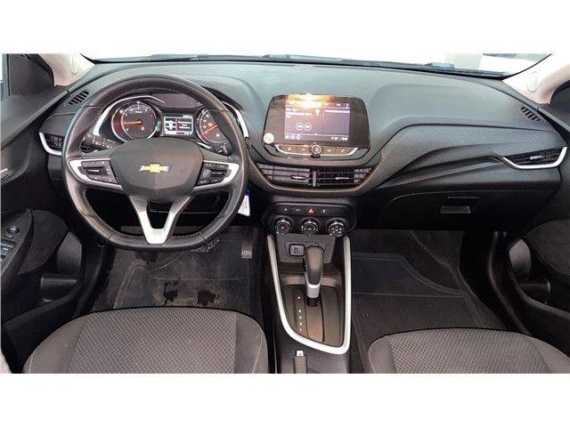 Onix Plus Aut LT Turbo - 20/20 -Ipva 2021 pago!!! - Foto 7