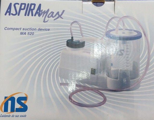 Aspiramax MA 520 - aparelho de aspiração compacto