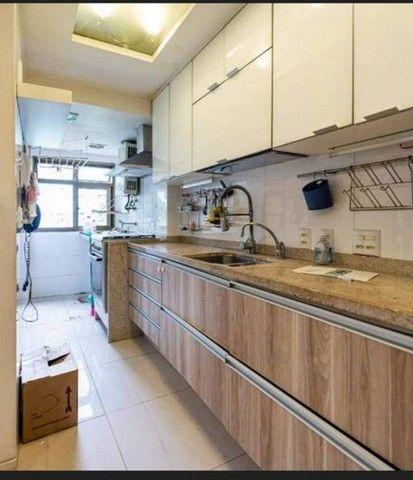 Leblon Apartamento 2 Quartos 1Suite  Vaga de Garagem Infra Estrutura - Foto 13