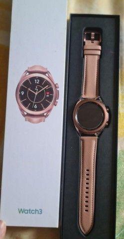 Relogio samsung watch 3 - Foto 2