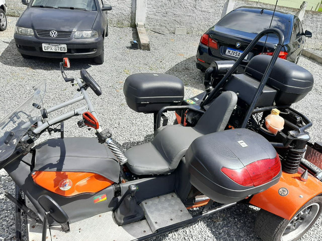 Triciclo 1600cc 2018 diferenciado exclusivo abaixo da tabela fipe 42 por 34.900 - Foto 9