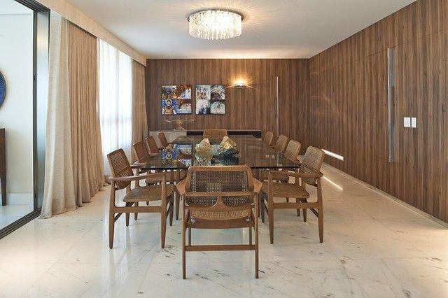 Apartamento para venda possui 305 metros quadrados com 4 quartos em Belvedere - Belo Horiz - Foto 10