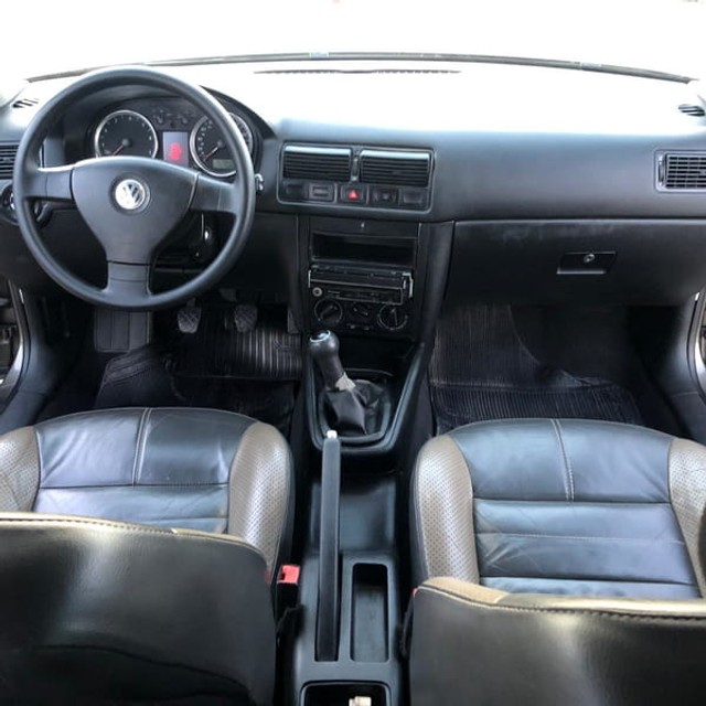 Volkswagen GOLF 1.6MI SPORTLINE (TOTALFLEX)  4P  - Foto 6
