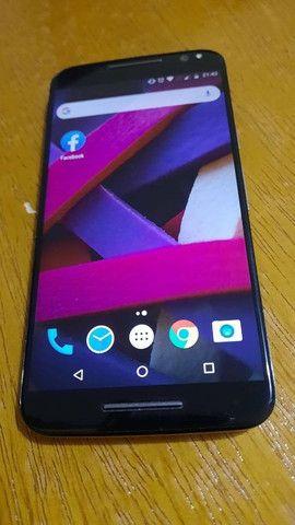 Smartphone Motorola Moto X Style em perfeito estado de uso - Foto 3