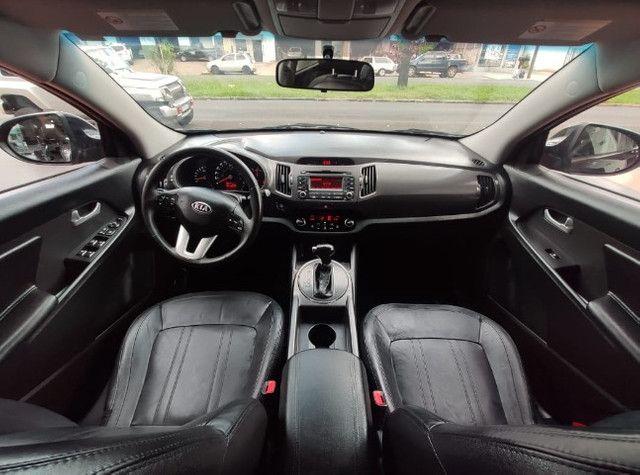 Kia Sportage EX 2.0 Versão AWD 4X4 2012 Aut. Imperdível Financia 100% - Foto 11
