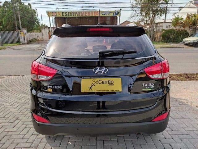 HYUNDAI IX35 2.0 16V FLEX 4P AUTOMATICO - Foto 5