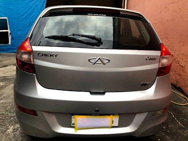 Vendo carro Caoa Chery Celer Sedan 1.5 16V (Flex) 2013 - Foto 7