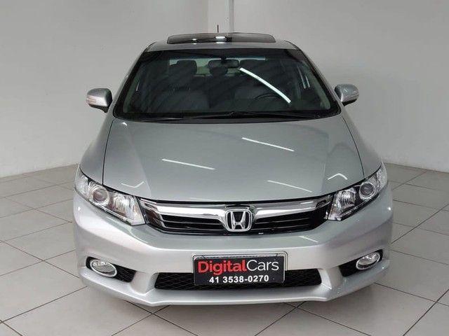 Honda CIVIC EXR 2.0 16V FLEX AUT. - Foto 2