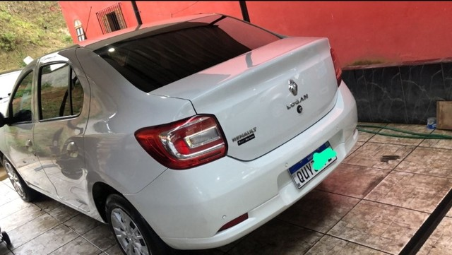 Renault Logan zen Flex 1.0 - Foto 6