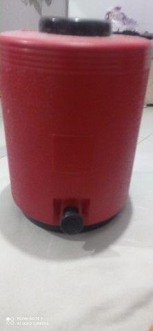 Garrafa térmica 12 litros - Foto 2